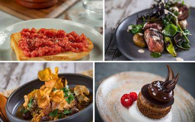 Pizzafari, Columbia Harbour House, Yachtsman, & Toledo – Tapas, Steak & Seafood Reopening!