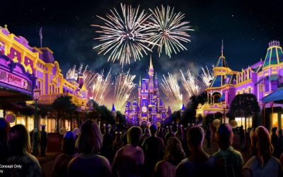 """More Details Released About """"Disney Enchantment"""""""