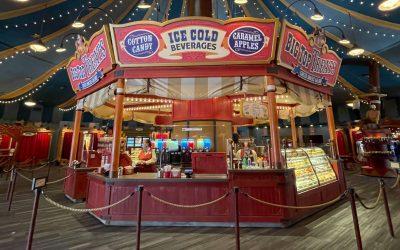 Big Top Souvenirs & Treats at Magic Kingdom is Now Open