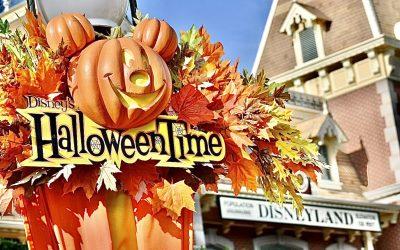Halloween Fun at the Disneyland Resort
