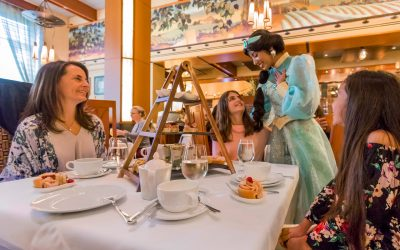 Disney Princess Breakfast Adventures at Napa Rose, Goofy's Kitchen, and More Reopening!