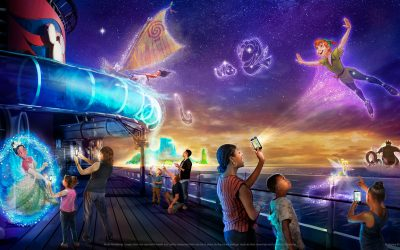 Disney Wish Will Offer Guests a New Way to Play with Disney Uncharted Adventure