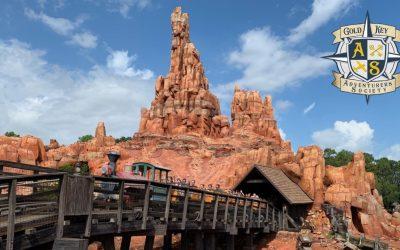 Gold Key Adventurers Society Podcast: Tour of Frontierland at Walt Disney World's Magic Kingdom
