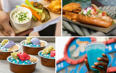 Dockside Diner at Disney's Hollywood Studios Opens With New Menu Items