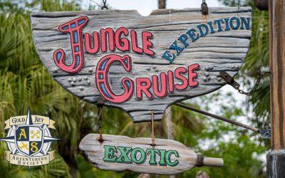 Gold Key Adventurers Society Podcast: Walt Disney's World Famous Jungle Cruise