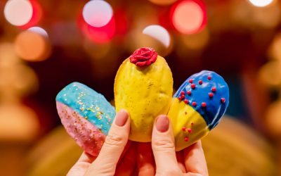 Tons of Sweet Treats are Coming to Disney Parks, Resorts, and More for World Princess Week