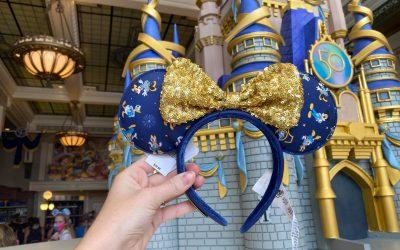 New Disney World 50th Anniversary Merchandise