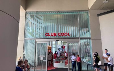Club Cool Has Reopened-The Beverly is Back!