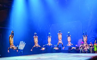 Drawn to Life by Cirque du Soleil Preview