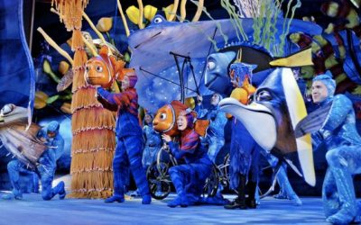 Updated Finding Nemo Musical Coming to Disney's Animal Kingdom