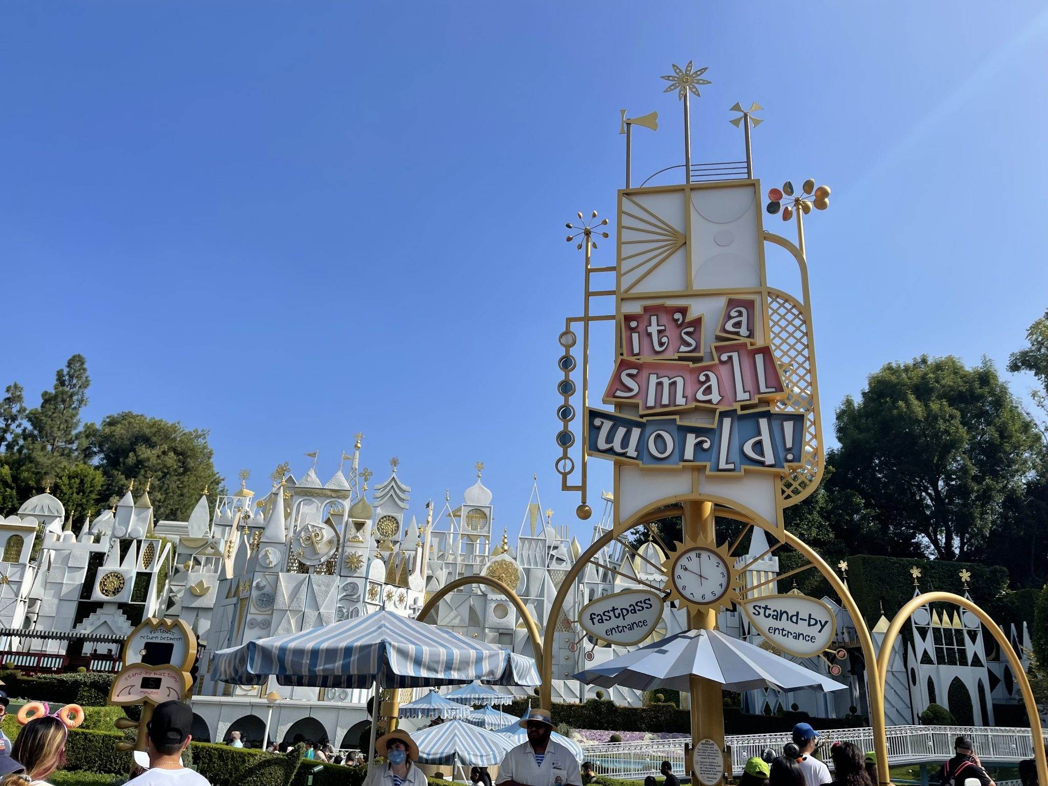 Disneyland with Kids - Rides & Attractions