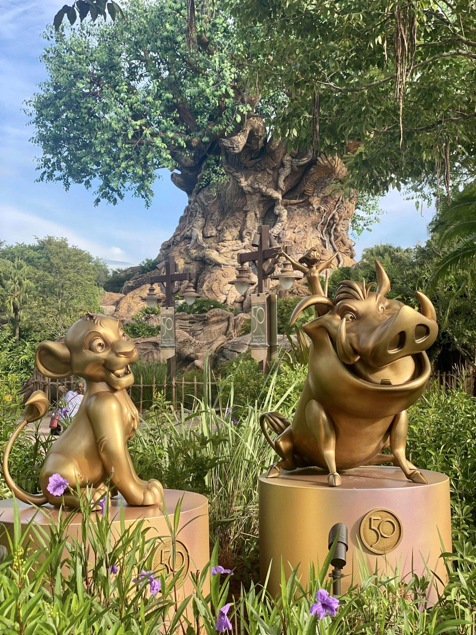 Disney Fab 50 - Animal Kingdom