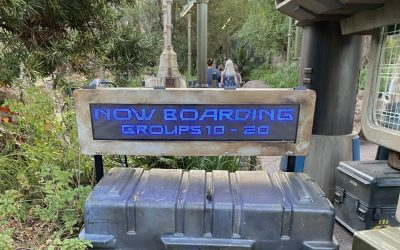 New Disneyland Virtual Queue System