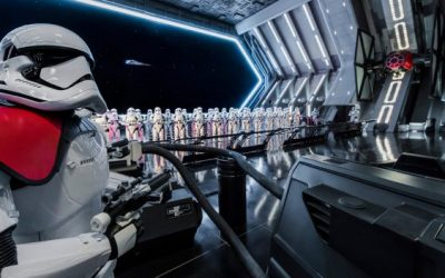 Star Wars: Rise of the Resistance Going Standby