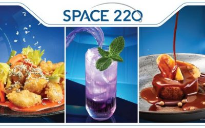 Details about the Space 220 Restaurant at EPCOT