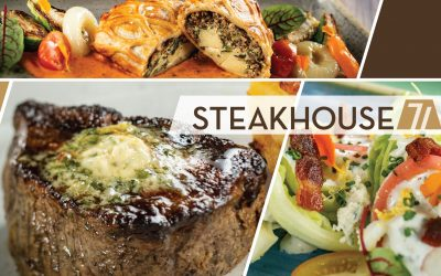 A First Look at Steakhouse 71