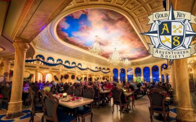 Gold Key Adventurers Society Podcast: Disney Dream Dinner Game