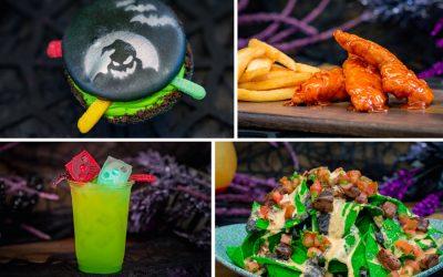 Disneyland Halloween Foodie Guide