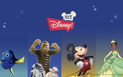 """""""Hey Disney!"""" Function for Home and Disney Resort Hotels"""
