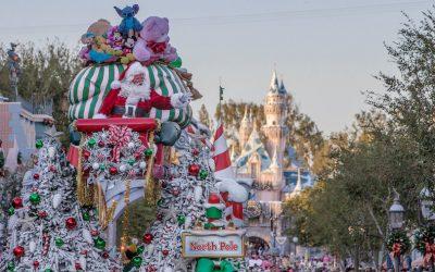 Christmas Comes to Disneyland November 12th