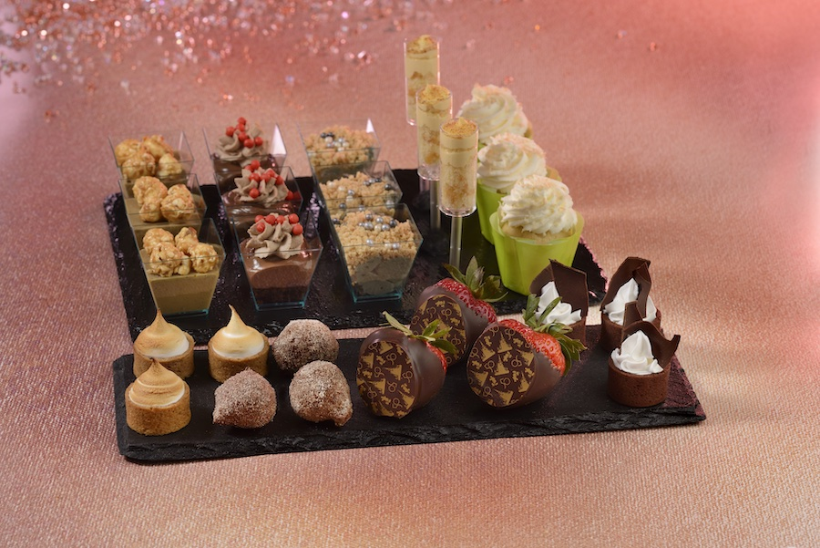 Dessert Parties and Dining Experiences
