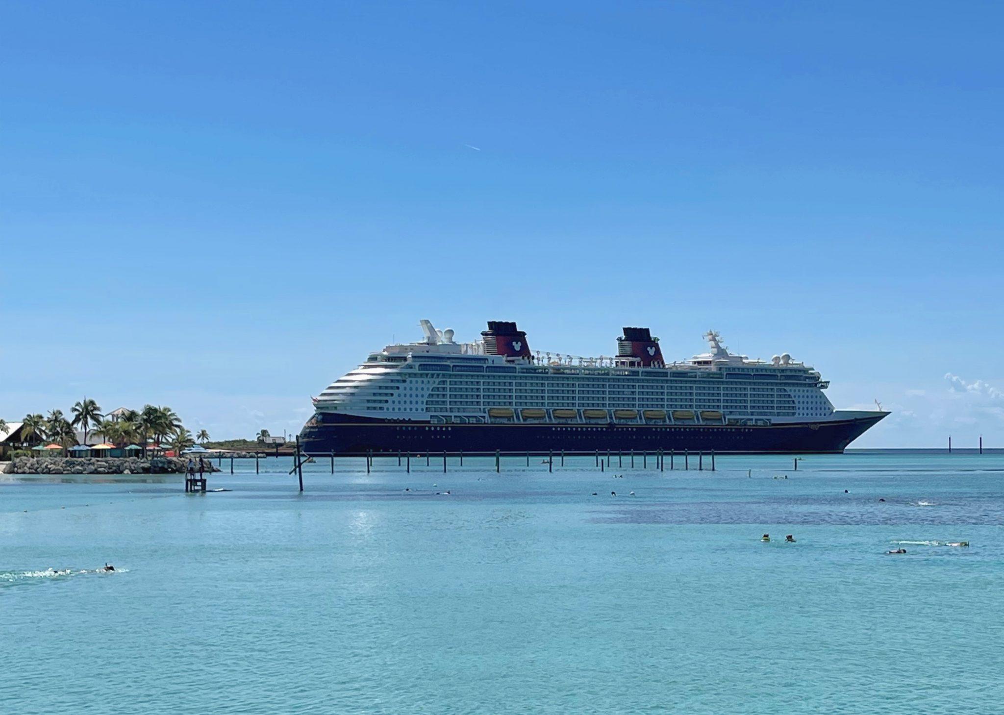 Disney cruise ship - Fantasy