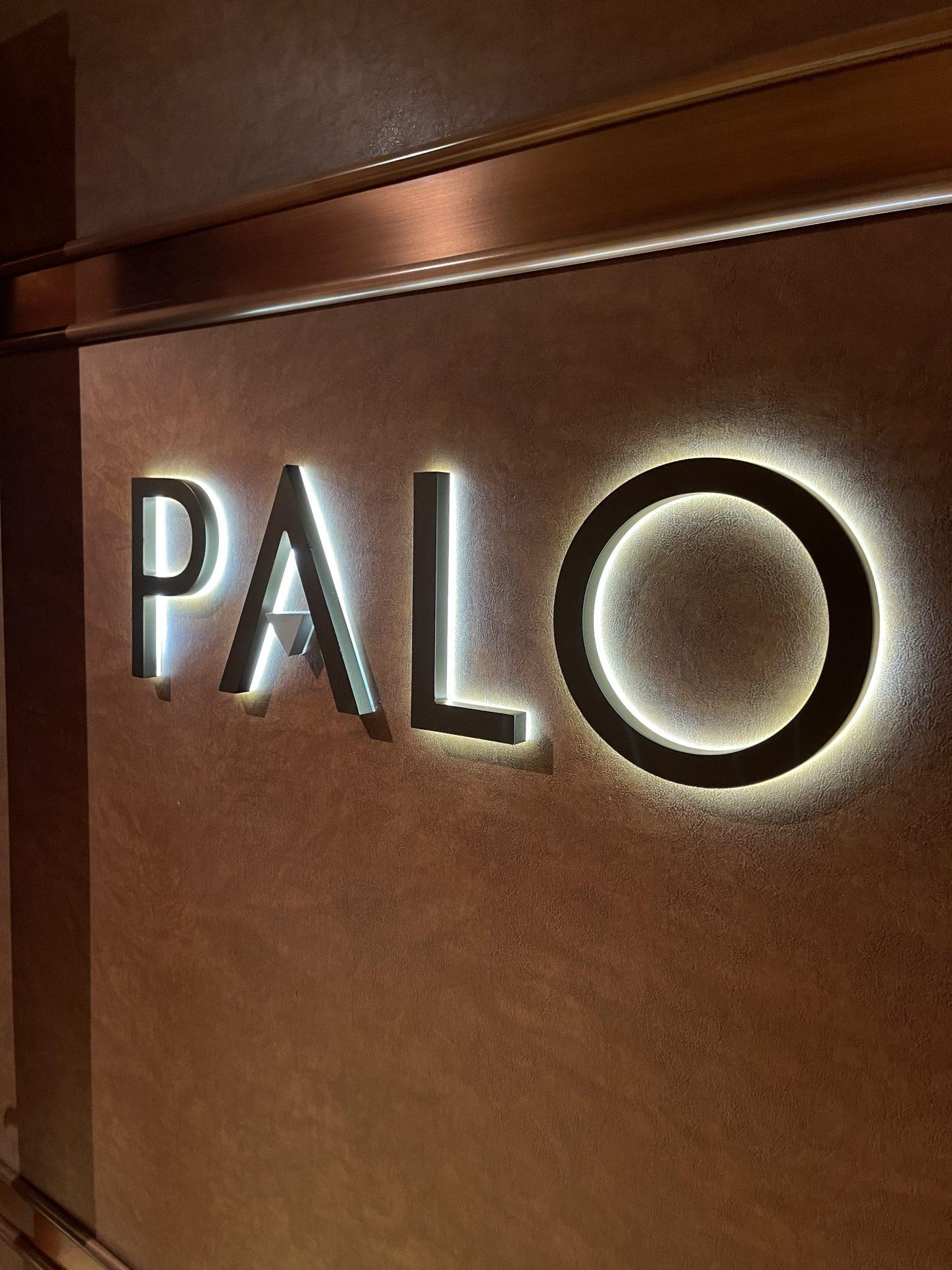 Disney cruise - Palo