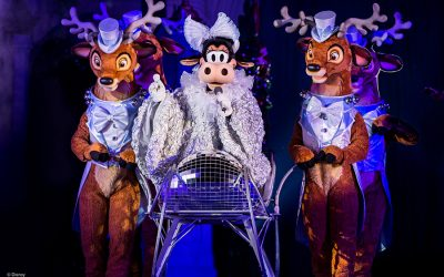 New Details About The Holidays at Walt Disney World