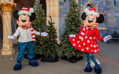Disneyland Resort Holiday Sneak Peek