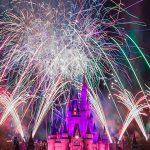 Fireworks Walt Disney World