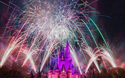 Celebrate New Year's Eve at Disney World